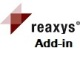 E-Notebook 12.1 Reaxys Integration Add-In