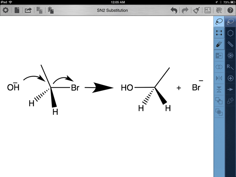 ChemDraw® for iPad® | PerkinEl...